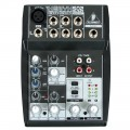 Behringer XENYX502 5 Channel Compact Audio Mixer