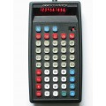 Vintage Commodore SR4148R Scientific Calculator with Red LED Screen