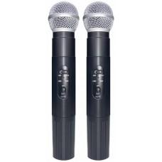KAM VHF KWM11 Wireless Dual Microphones